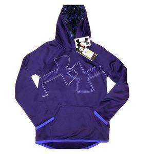 Girls' Under Armour Hooded Sweatshirt